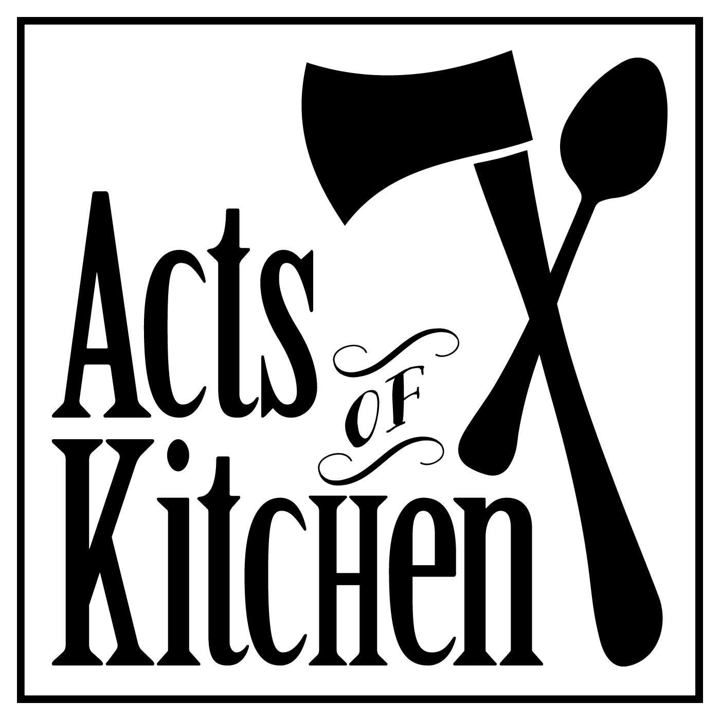 Acts of Kitchen: Tim and food TV