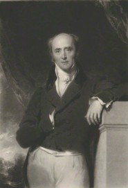 NPG D34953; Charles Grey, 2nd Earl Grey by Samuel Cousins, published by and after  Sir Thomas Lawrence